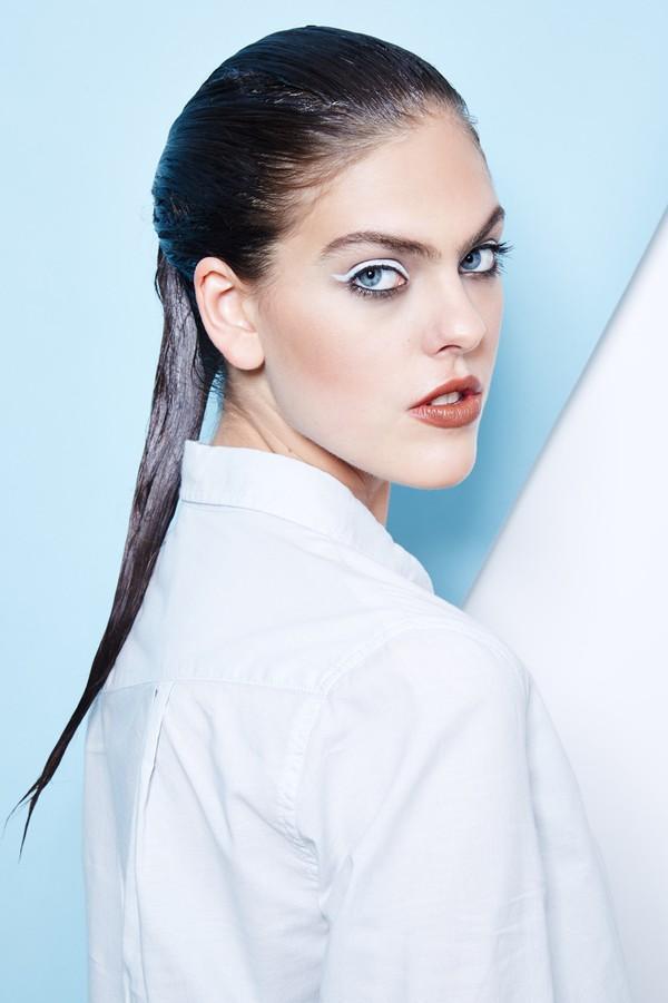 Hướng dẫn 5 cách làm kiểu tóc đuôi ngựa đẹp cho nàng sành điệu dạo phố cuối tuần hè 2015 phần 33