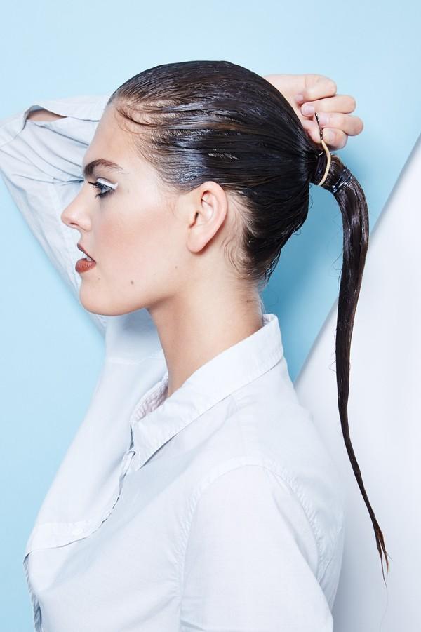 Hướng dẫn 5 cách làm kiểu tóc đuôi ngựa đẹp cho nàng sành điệu dạo phố cuối tuần hè 2015 phần 35