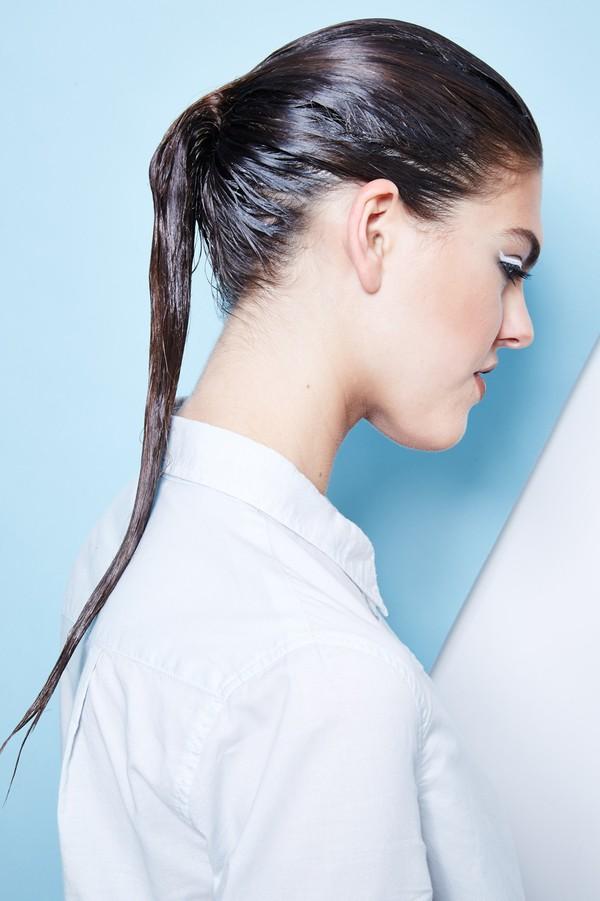Hướng dẫn 5 cách làm kiểu tóc đuôi ngựa đẹp cho nàng sành điệu dạo phố cuối tuần hè 2015 phần 38