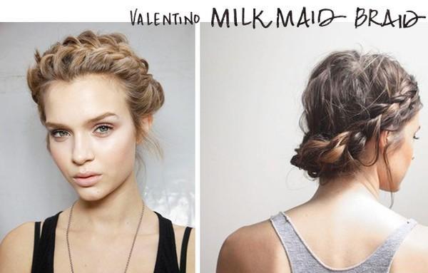Hướng dẫn chăm sóc tóc chắc khỏe đơn giản cho cô nàng chơi thể thao phần 2