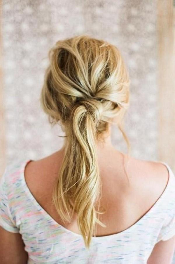 Hướng dẫn chăm sóc tóc chắc khỏe đơn giản cho cô nàng chơi thể thao phần 5