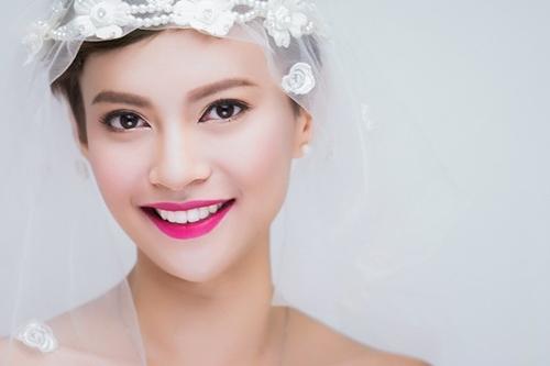 13 kiểu tóc ngắn cô dâu đẹp quyến rũ gây ấn tượng mạnh mọi người phần 3