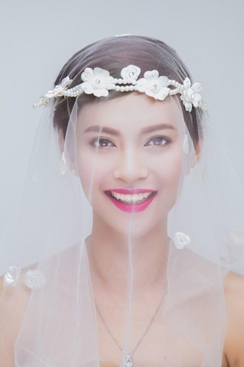 13 kiểu tóc ngắn cô dâu đẹp quyến rũ gây ấn tượng mạnh mọi người phần 5