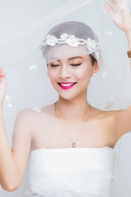 13 kiểu tóc ngắn cô dâu đẹp quyến rũ gây ấn tượng mạnh mọi người phần 7