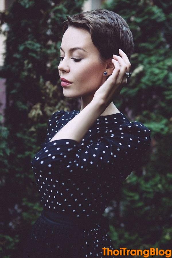 5 kiểu tóc nữ ngắn đẹp ưa chuộng hút hồn bạn gái trong mùa hè phần 2