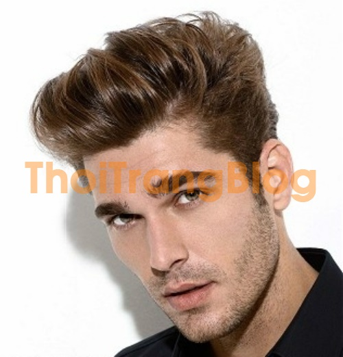 Những kiểu tóc nam vuốt ngược đẹp cực hot 2017 phù hợp cho mọi khuôn mặt phần 15
