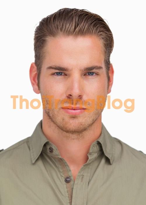 Những kiểu tóc nam vuốt ngược đẹp cực hot 2017 phù hợp cho mọi khuôn mặt phần 7