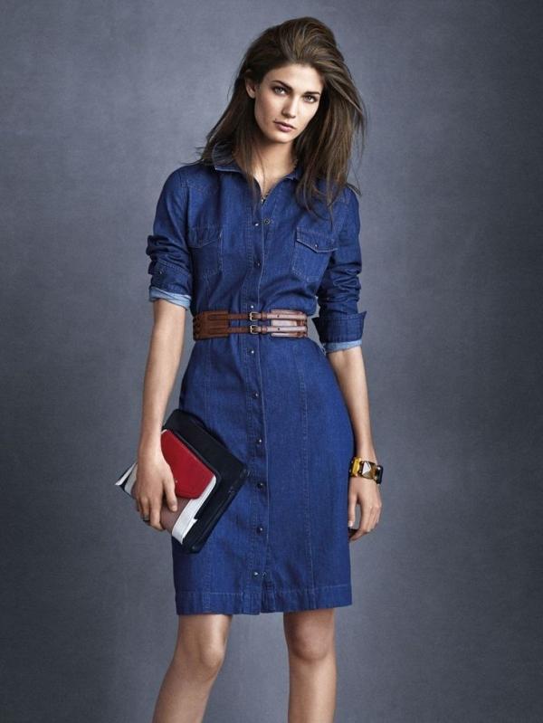 Những kiểu váy liền thân đẹp cho nàng công sở thoải mái và sành điệu chốn sở làm phần 1