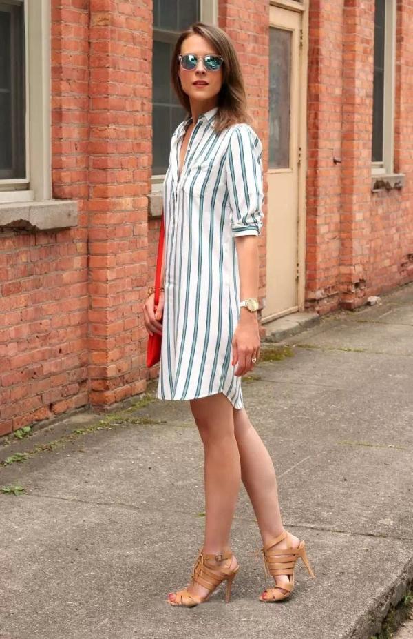 Những kiểu váy liền thân đẹp cho nàng công sở thoải mái và sành điệu chốn sở làm phần 3