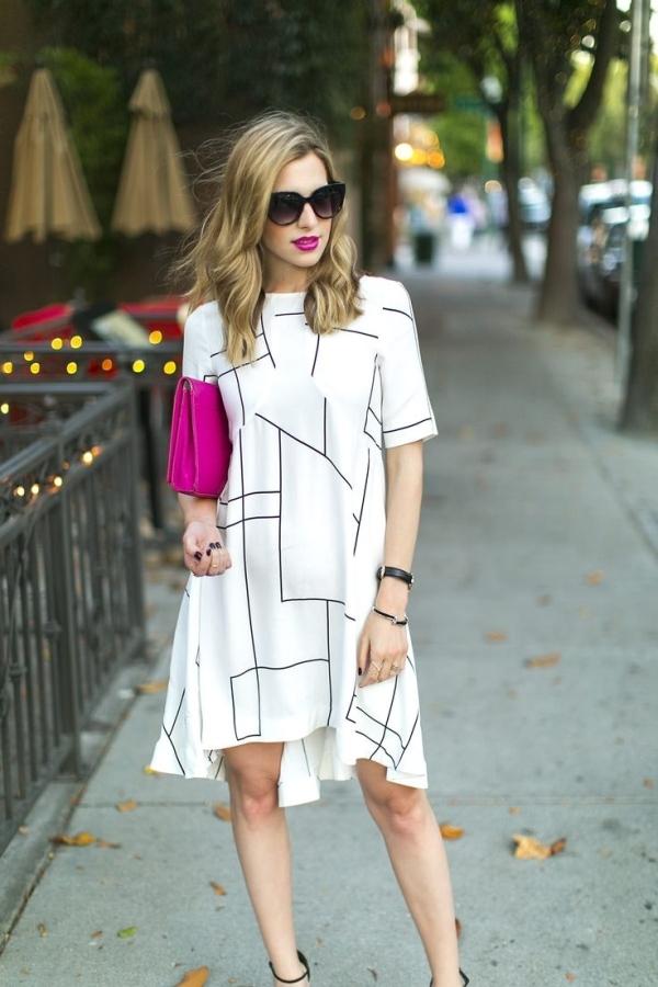 Những kiểu váy liền thân đẹp cho nàng công sở thoải mái và sành điệu chốn sở làm phần 8