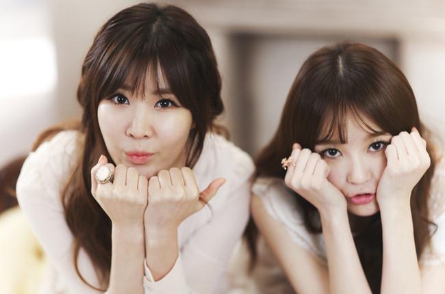Màu tóc nhuộm nâu hạt dẻ dịu đẹp 2017 sao kpop Hàn Quốc phần 11