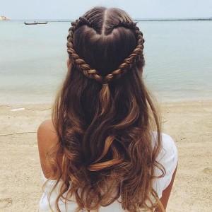 12 kiểu tóc trái tim đẹp cho nàng thật cuốn hút dịp lễ valentine phần 5