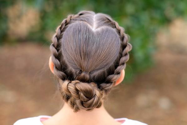 12 kiểu tóc trái tim đẹp cho nàng thật cuốn hút dịp lễ valentine phần 8