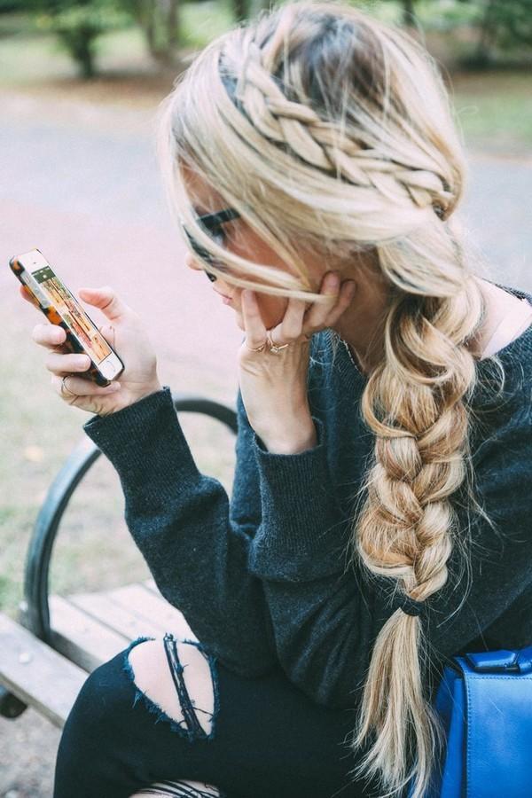 24 kiểu tóc đẹp tuyệt vời dành cho cô nàng tóc hư tổn tự tin cuốn hút mọi lúc mọi nơi phần 19