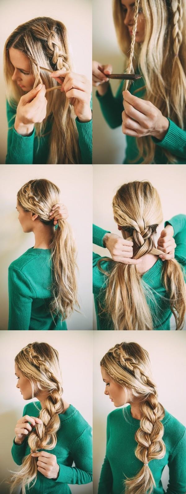 24 kiểu tóc đẹp tuyệt vời dành cho cô nàng tóc hư tổn tự tin cuốn hút mọi lúc mọi nơi phần 20