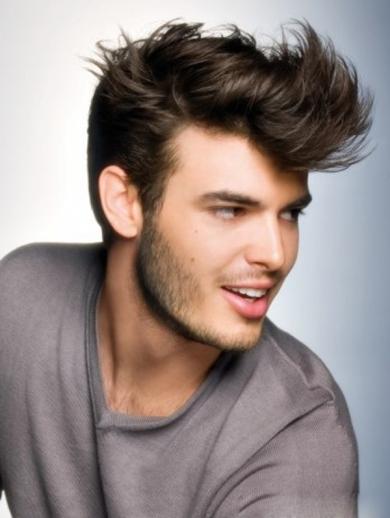 Những kiểu tóc nam đẹp cho chàng khuôn mặt dài hè 2017 phần 4