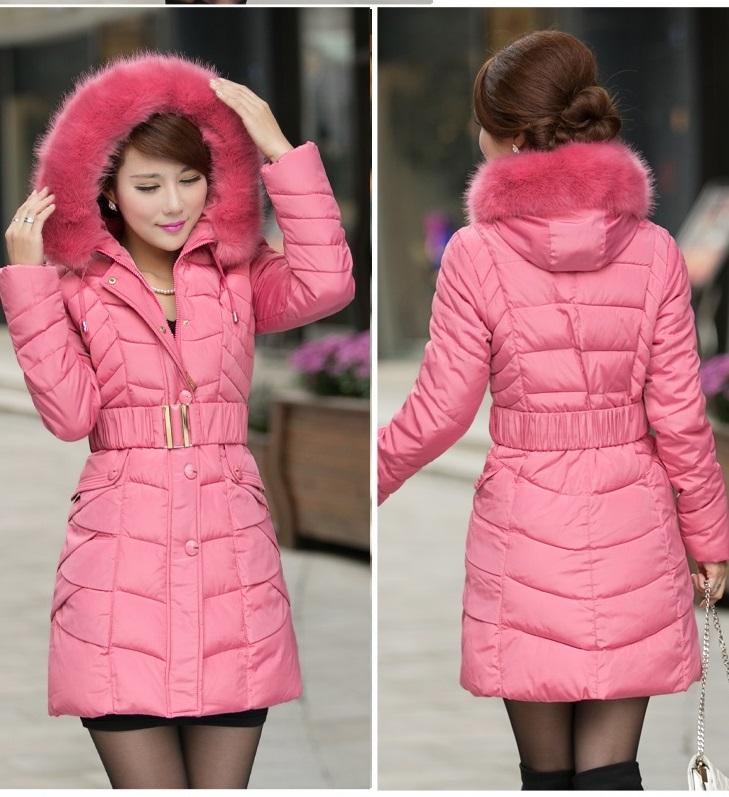 Áo khoác nữ màu hồng đẹp cho nàng công sở trang nhã thu đông 2016 - 2017 phần 12