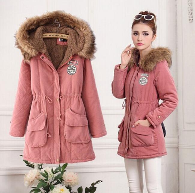 Áo khoác nữ màu hồng đẹp cho nàng công sở trang nhã thu đông 2016 - 2017 phần 13