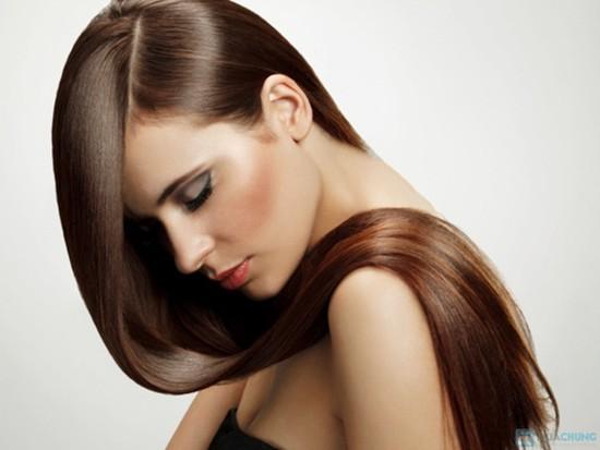 Bí quyết chăm sóc tóc ép duỗi đẹp đúng cách tránh bị hư tổn phần 2