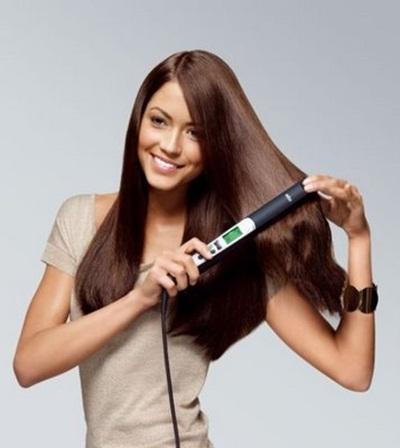 Bí quyết chăm sóc tóc ép duỗi đẹp đúng cách tránh bị hư tổn phần 3