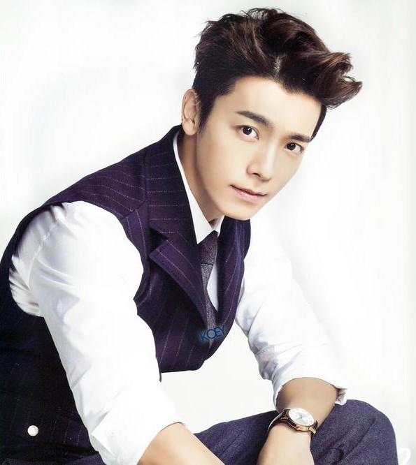 Những kiểu tóc nam ngắn đẹp của các thành viên Super Junior Hàn Quốc phần 10