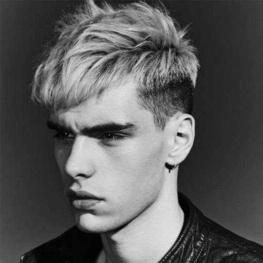 Top 14 kiểu tóc nam undercut cắt ngắn khuôn mặt tròn đẹp nhất 2017 phần 12