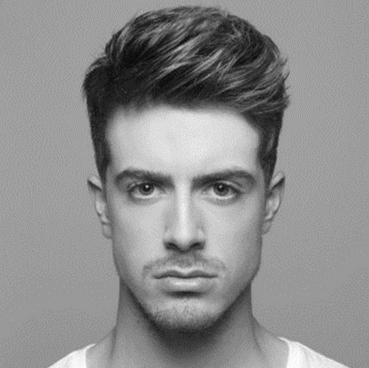 Top 14 kiểu tóc nam undercut cắt ngắn khuôn mặt tròn đẹp nhất 2017 phần 8
