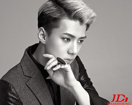 Tóc nam tỉa so le đẹp như sao kpop Hàn Quốc trong hè 2017 phần 5