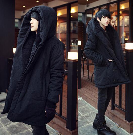 Áo khoác phao béo nam màu đen đẹp vạn người mê thu đông 2016 - 2017 phần 11