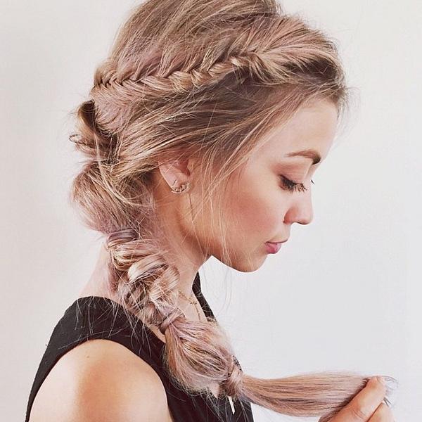 20 kiểu tóc dự tiệc đẹp nhất 2017 cho nàng lộng lẫy sang trọng phần 11