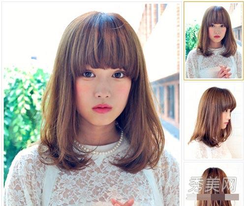 14 kiểu tóc ngắn ngang vai uốn cụp đẹp yêu thích nhất 2017 phù hợp mọi khuôn mặt phần 2