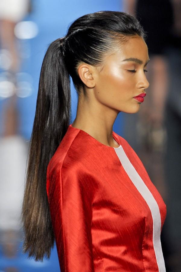 Những kiểu tóc đẹp nhất 2017 tại Tuần lễ thời trang New York phần 6