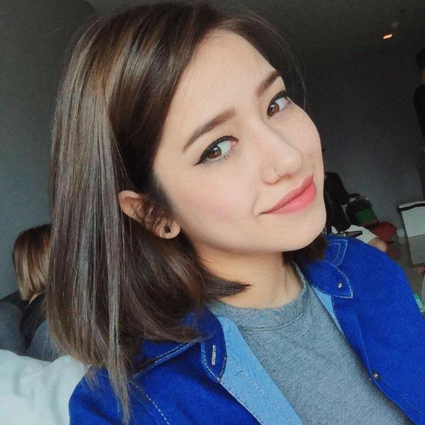 Trào lưu 4 kiểu tóc ngắn đẹp nhất 2017 sao Việt ưa thích phần 11