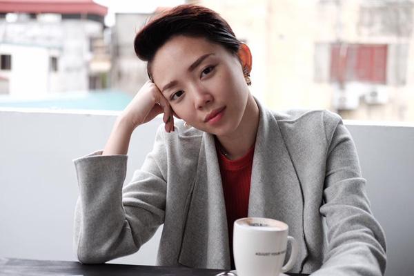 Trào lưu 4 kiểu tóc ngắn đẹp nhất 2017 sao Việt ưa thích phần 16