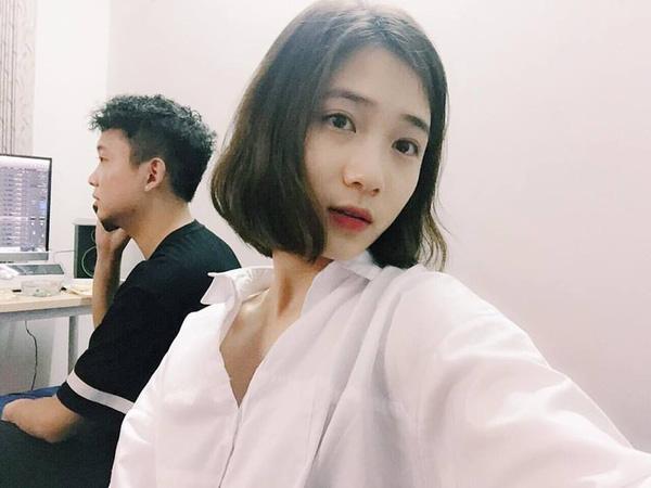 Trào lưu 4 kiểu tóc ngắn đẹp nhất 2017 sao Việt ưa thích phần 5