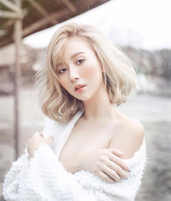 Trào lưu 4 kiểu tóc ngắn đẹp nhất 2017 sao Việt ưa thích phần 8