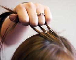 Cách tết tóc búi đẹp đơn giản tại nhà cho bạn gái 2016 phần 1