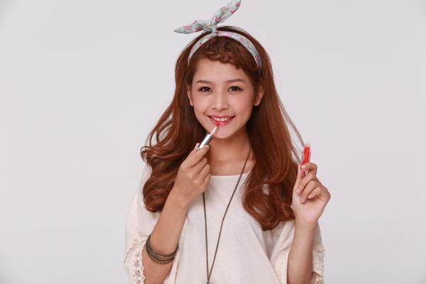 Tóc tết mái đẹp nhất hiện nay 2016 của hot girl Chi Pu phần 1
