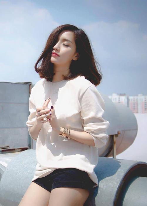 Kiểu tóc chấm vai của bác sĩ Kang Song Hye Kyo chính thức gây sốt 2016 phần 8