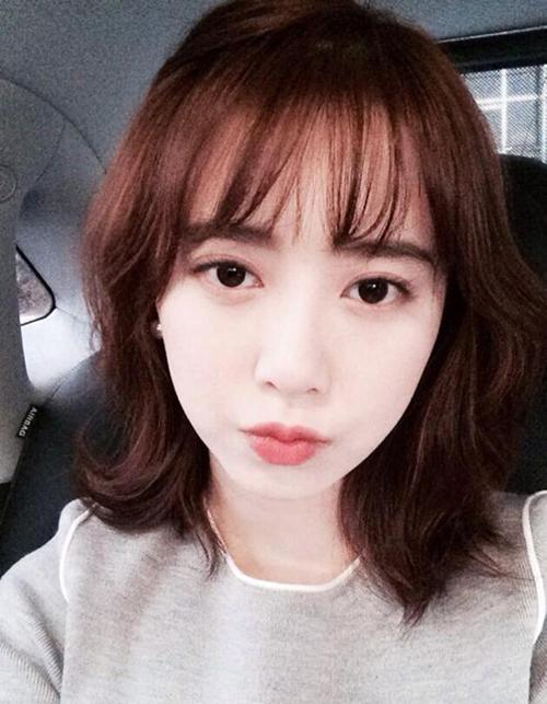 Kiểu tóc chấm vai của bác sĩ Kang Song Hye Kyo chính thức gây sốt 2016 phần 9