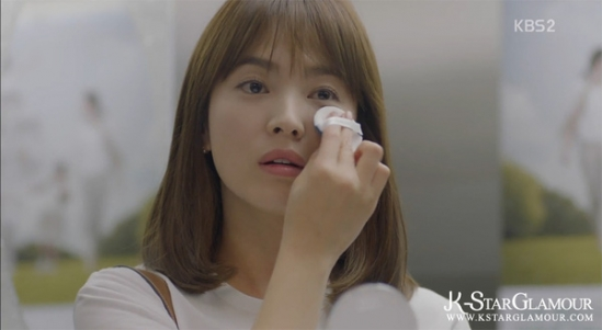 Những kiểu tóc đẹp của Song Hye Kyo trong Hậu duệ mặt trời 2016 phần 5
