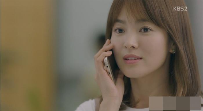 Những kiểu tóc đẹp của Song Hye Kyo trong Hậu duệ mặt trời 2016 phần 6