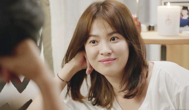 Những kiểu tóc đẹp của Song Hye Kyo trong Hậu duệ mặt trời 2016 phần 8