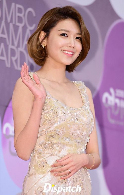 Kiểu tóc bob ngắn đẹp 10 nữ hoàng showbiz Hàn Quốc phần 10