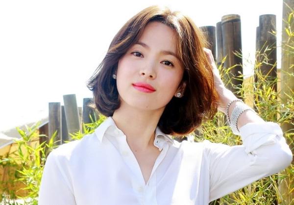 Kiểu tóc bob ngắn đẹp 10 nữ hoàng showbiz Hàn Quốc phần 2
