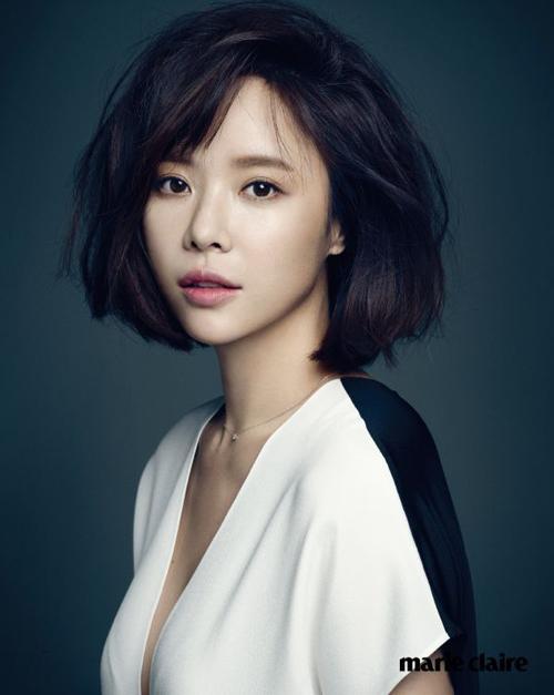 Kiểu tóc bob ngắn đẹp 10 nữ hoàng showbiz Hàn Quốc phần 3
