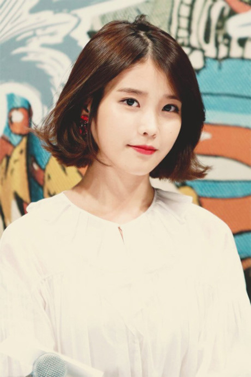 Kiểu tóc bob ngắn đẹp 10 nữ hoàng showbiz Hàn Quốc phần 4