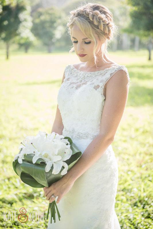 Tóc tết vương miện đẹp cho cô dâu sang trọng ngày cưới 2016 phần 4