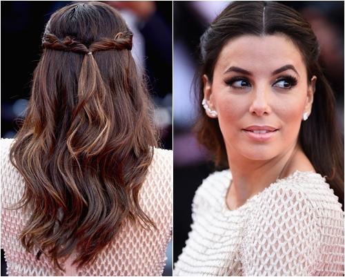 10 kiểu tóc đẹp nhất 2017 trên thảm đỏ LHP Cannes phần 6