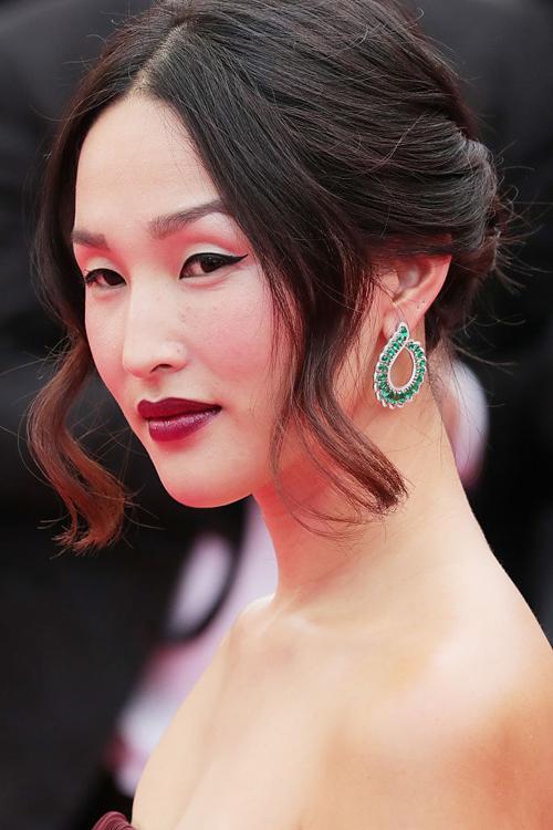 10 kiểu tóc đẹp nhất 2017 trên thảm đỏ LHP Cannes phần 9